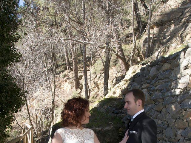 La boda de Francisco y Mari Cruz en Murtas, Granada 51
