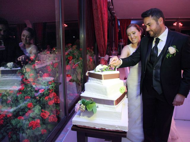 La boda de Cristóbal y Daniela en Antequera, Málaga 1