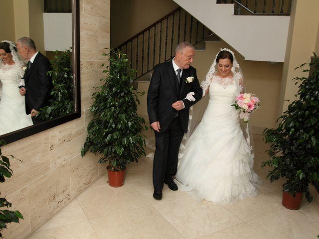 La boda de Cristóbal y Daniela en Antequera, Málaga 4