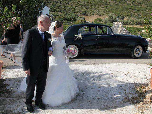 La boda de Cristóbal y Daniela en Antequera, Málaga 5