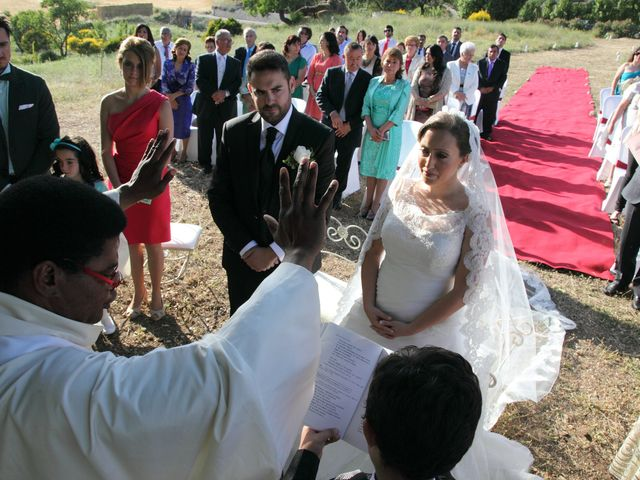 La boda de Cristóbal y Daniela en Antequera, Málaga 6