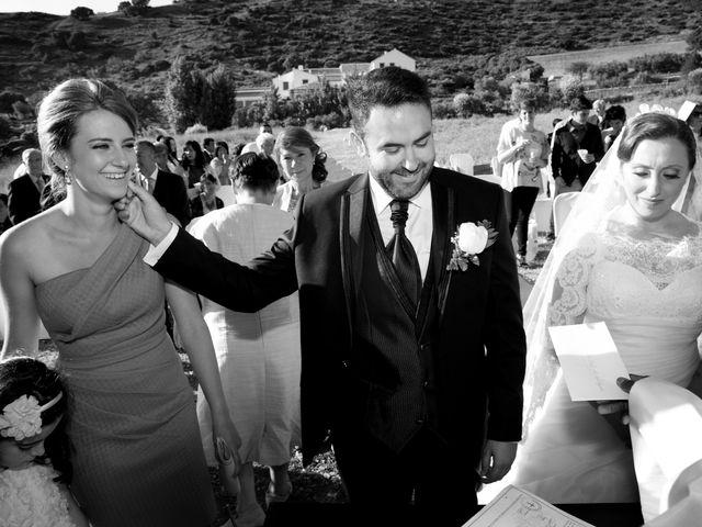 La boda de Cristóbal y Daniela en Antequera, Málaga 7