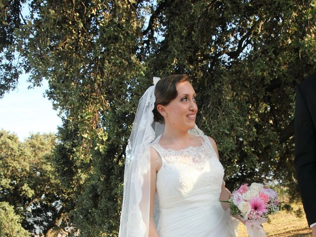 La boda de Cristóbal y Daniela en Antequera, Málaga 8