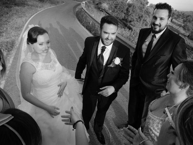La boda de Cristóbal y Daniela en Antequera, Málaga 10