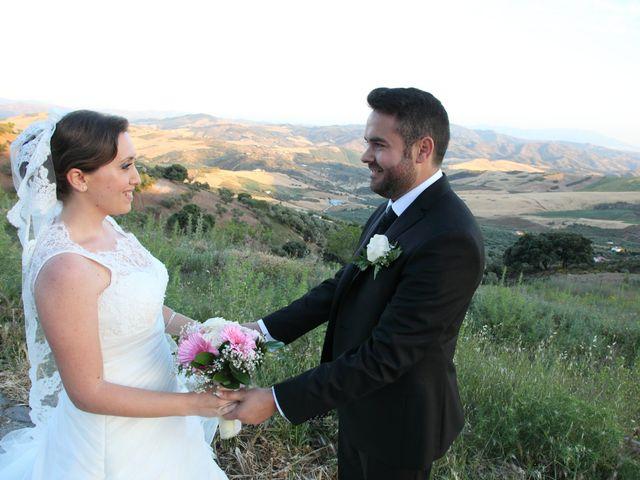La boda de Cristóbal y Daniela en Antequera, Málaga 11