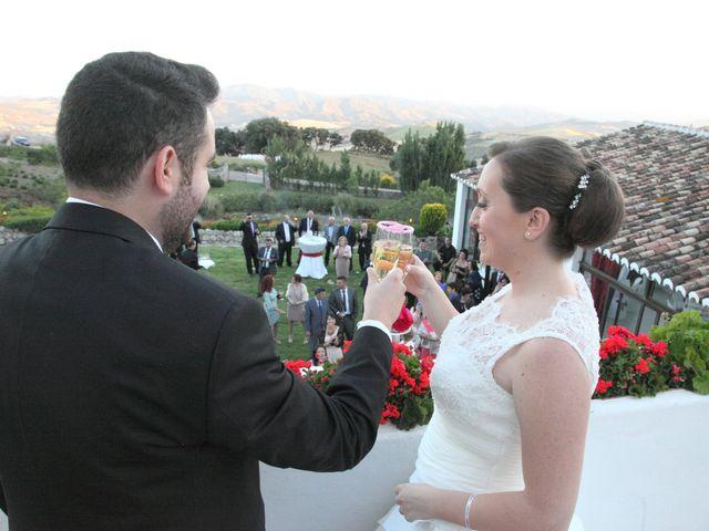 La boda de Cristóbal y Daniela en Antequera, Málaga 14