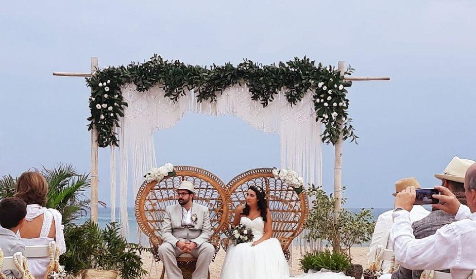 La boda de Bernat y Aïda en Malgrat De Mar, Barcelona