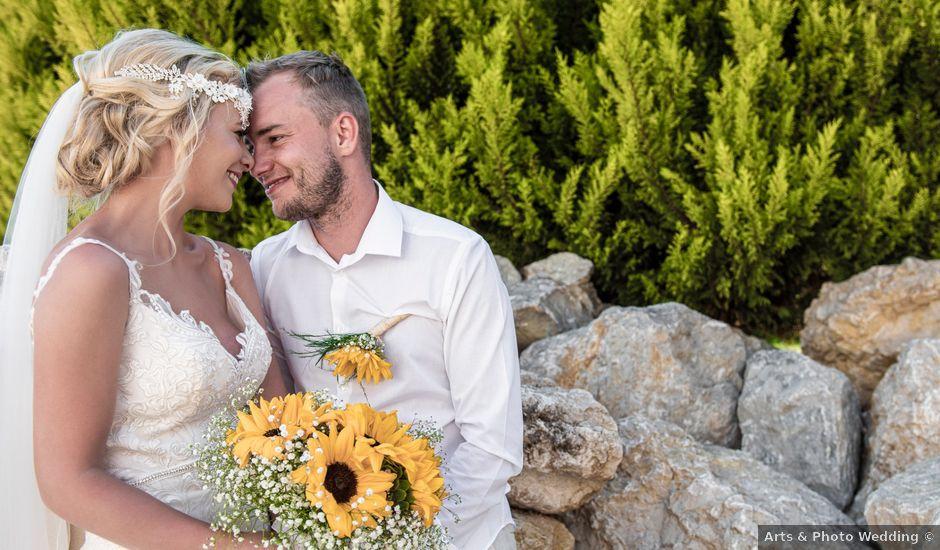 La boda de Jake y Jessica en Benidorm, Alicante