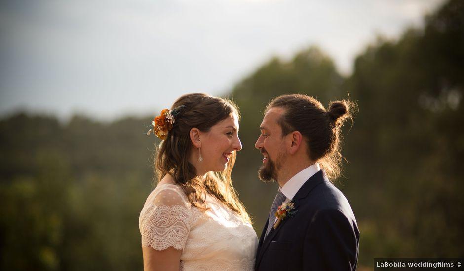 La boda de Jaime y Laura en Sentmenat, Barcelona