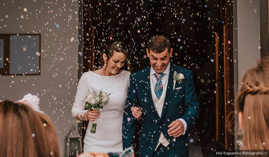 La boda de Francisco y Gwendolyne en Olula Del Rio, Almería