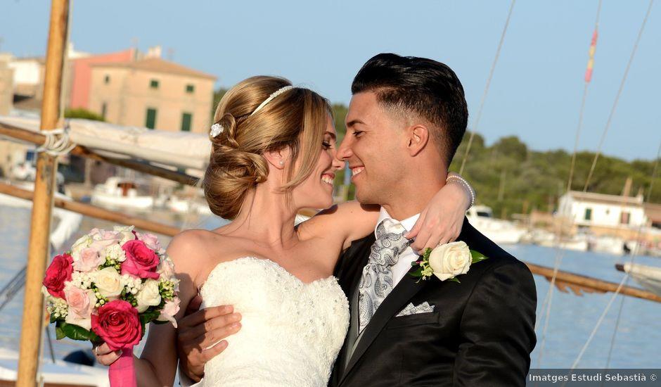La boda de Joan Guillem y Victòria en Manacor, Islas Baleares