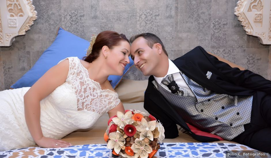 La boda de Francisco y Mari Cruz en Murtas, Granada