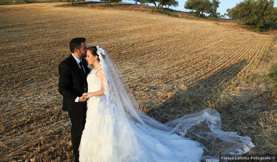 La boda de Cristóbal y Daniela en Antequera, Málaga