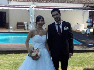La boda de Alba Grabulosa y Jose Luis Martinez