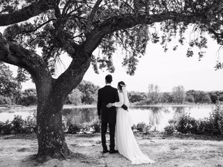 La boda de Jesús y Elena