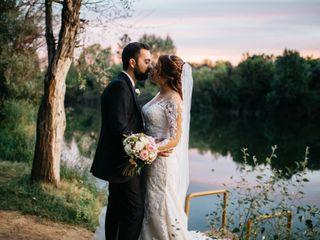 La boda de Mónica y Salvador