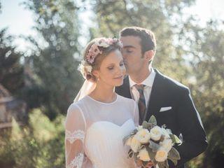 La boda de Rita y Alberto