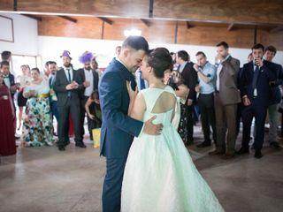 La boda de Guadalupe y Ismael 1