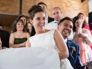 La boda de Guadalupe y Ismael 2