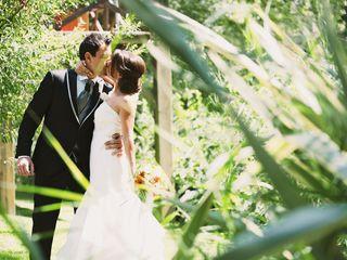 La boda de Carmen y Paco