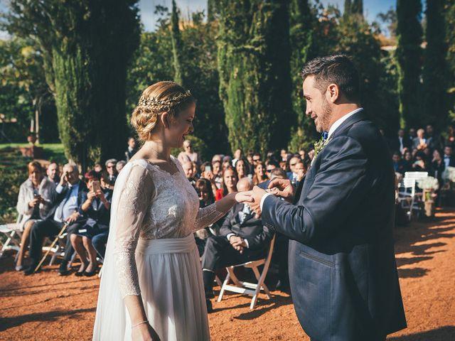 La boda de Pedro y Marta en Terrassa, Barcelona 28