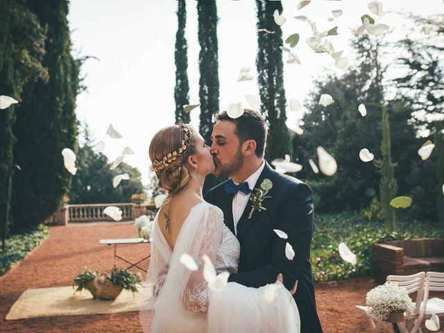 La boda de Pedro y Marta en Terrassa, Barcelona 35