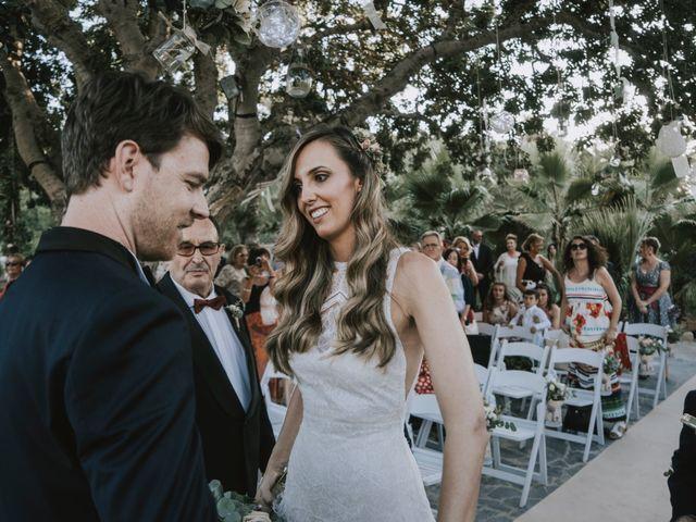 La boda de Daniel y Patricia en Aguamarga, Almería 9