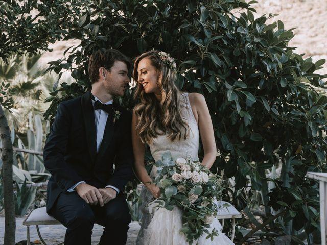 La boda de Daniel y Patricia en Aguamarga, Almería 1