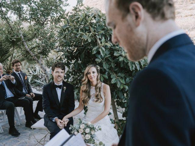 La boda de Daniel y Patricia en Aguamarga, Almería 10