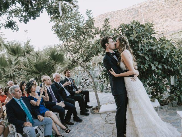 La boda de Daniel y Patricia en Aguamarga, Almería 11