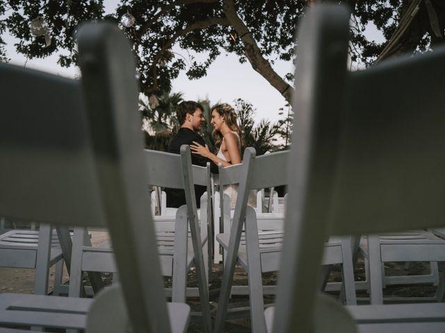 La boda de Daniel y Patricia en Aguamarga, Almería 14