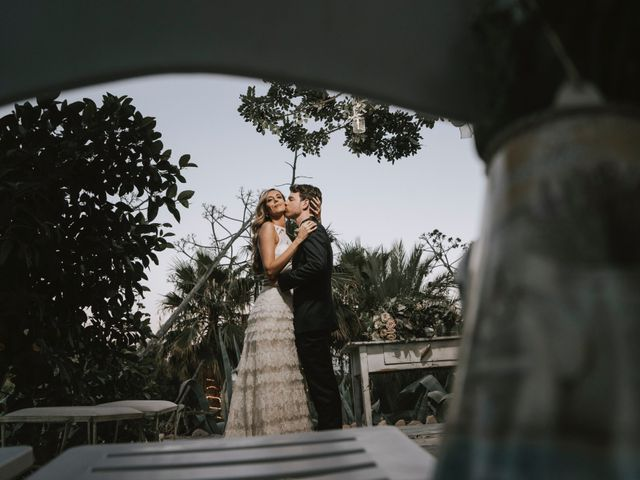 La boda de Daniel y Patricia en Aguamarga, Almería 16