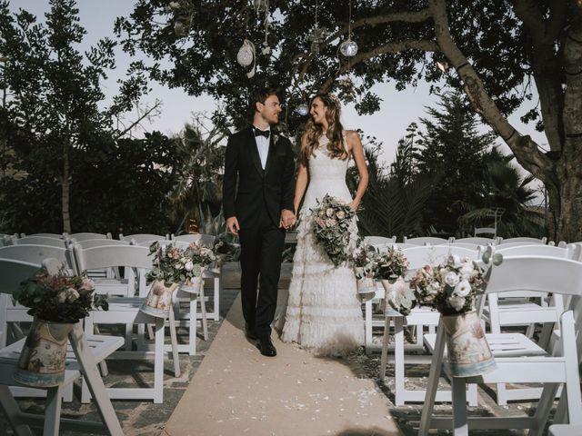 La boda de Daniel y Patricia en Aguamarga, Almería 17