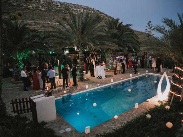 La boda de Daniel y Patricia en Aguamarga, Almería 18