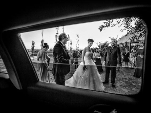 La boda de Julio y Veronica en Zaragoza, Zaragoza 11