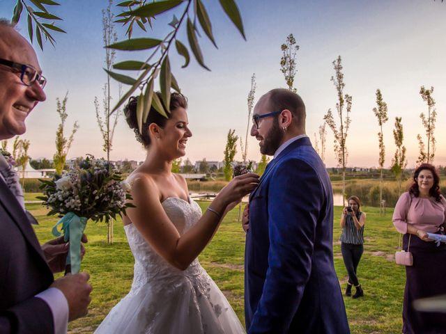 La boda de Julio y Veronica en Zaragoza, Zaragoza 15