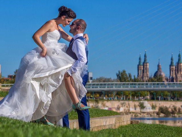La boda de Julio y Veronica en Zaragoza, Zaragoza 29
