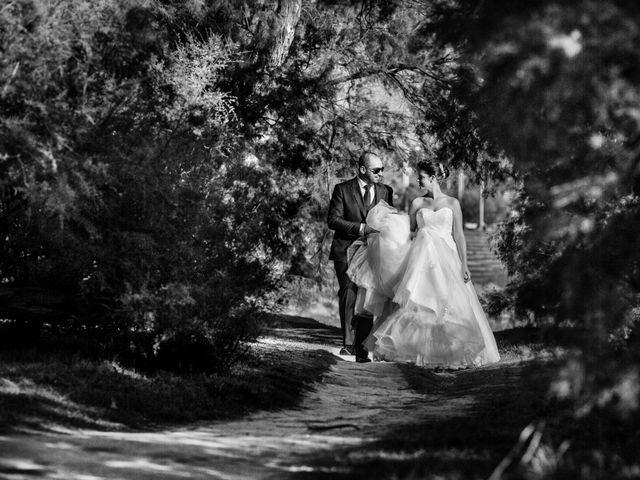 La boda de Julio y Veronica en Zaragoza, Zaragoza 30