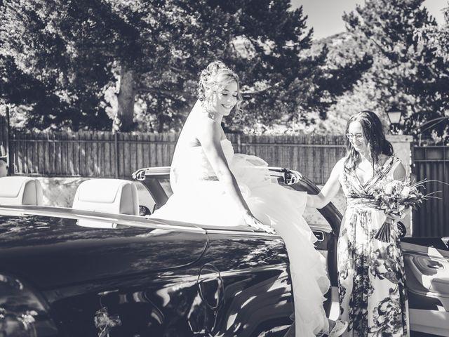 La boda de Hugo y Cristina en Soto De Viñuelas, Madrid 32