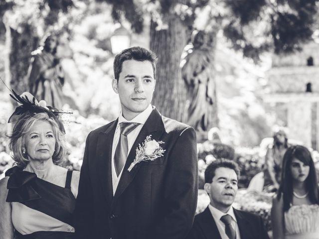 La boda de Hugo y Cristina en Soto De Viñuelas, Madrid 33
