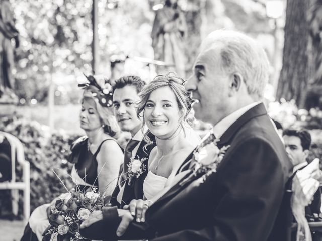 La boda de Hugo y Cristina en Soto De Viñuelas, Madrid 36
