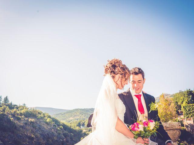 La boda de Hugo y Cristina en Soto De Viñuelas, Madrid 1