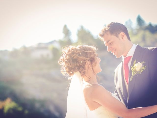 La boda de Hugo y Cristina en Soto De Viñuelas, Madrid 44