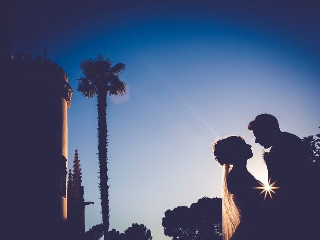 La boda de Hugo y Cristina en Soto De Viñuelas, Madrid 48