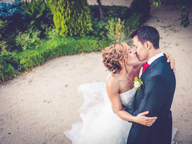 La boda de Hugo y Cristina en Soto De Viñuelas, Madrid 57
