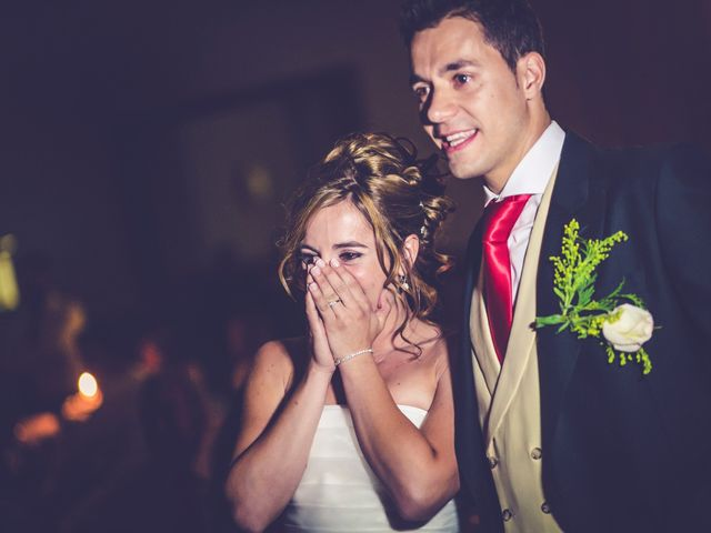 La boda de Hugo y Cristina en Soto De Viñuelas, Madrid 62