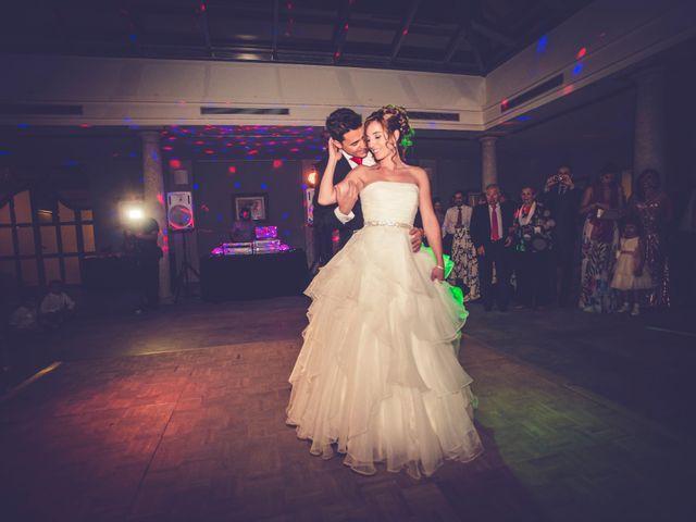 La boda de Hugo y Cristina en Soto De Viñuelas, Madrid 65