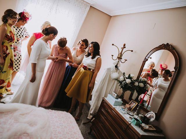 La boda de Salva y Make en Jumilla, Murcia 8