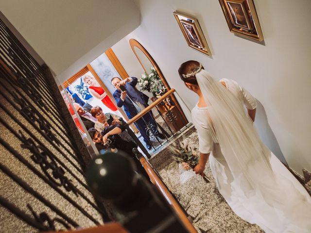 La boda de Salva y Make en Jumilla, Murcia 12