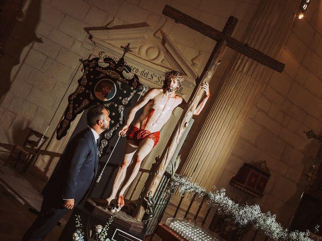 La boda de Salva y Make en Jumilla, Murcia 13